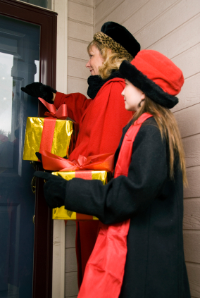 Delivering Gifts